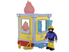 Игровой набор Simba Пожарный Сэм Маленькая тренировочная база 247813 / 9251052
