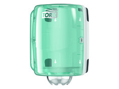 Диспенсер Tork М2 Performance для полотенец с центральной вытяжкой White 659000