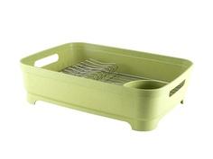 Сушилка для посуды Gipfel 46x34x12cm Green 2412