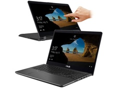 Ноутбук ASUS Flip Touch UX561UA-BO051T 90NB0G41-M00770 (Intel Core i5-8250U 1.6 GHz/8192Mb/512Gb SSD/No ODD/Intel HD Graphics/Wi-Fi/Bluetooth/Cam/15.6/1920x1080/Touchscreen/Windows 10 64-bit)