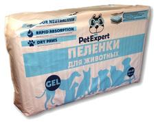Пеленки Pet Expert 60x40cm 30шт