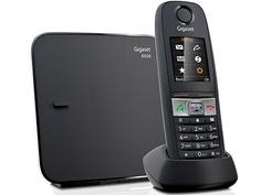 Радиотелефон Gigaset E630 Black