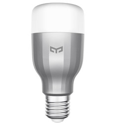 Лампочка Xiaomi Yeelight Smart Led Bulb Color Silver GPX4002RT / YLDP02YL