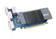 Видеокарта ASUS GeForce GT 710 954Mhz PCI-E 2.0 1024Mb 900Mhz 32 bit DVI HDMI HDCP GT710-SL-1GD5-BRK
