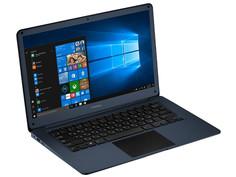 Ноутбук Prestigio SmartBook 141 C2 Blue PSB141C02ZFH_BB_CIS (Intel Celeron N3350 1.1 GHz/3072Mb/32Gb SSD/Intel HD Graphics/LAN/Wi-Fi/Bluetooth/Cam/14.1/1920x1080/Windows 10 Home)