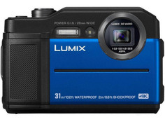 Фотоаппарат Panasonic Lumix DC-FT7 Blue