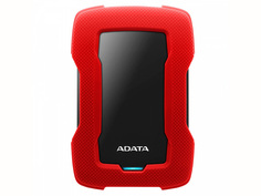 Жесткий диск A-Data DashDrive Durable HD330 5Tb Red AHD330-5TU31-CRD