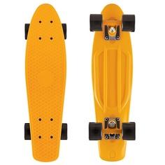 Скейт Y-SCOO Fishskateboard 22 Orange-Black 401-O