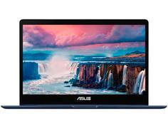 Ноутбук ASUS Zenbook UX331UN-EG080T Royal Blue 90NB0GY1-M04290 (Intel Core i5-8250U 1.6 GHz/8192Mb/512Gb SSD/nVidia GeForce MX150 2048Mb/Wi-Fi/Bluetooth/Cam/13.3/1920x1080/Windows 10 Home 64-bit)