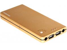 Внешний аккумулятор Ross&Moor Power Bank PB-12000 12000 mAh Gold