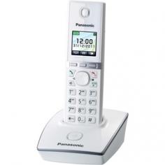 Радиотелефон Panasonic KX-TG8051 RUW White