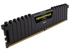 Модуль памяти Corsair Vengeance LPX DDR4 DIMM 2400MHz PC4-19200 CL16 - 4Gb CMK4GX4M1A2400C16