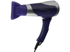 Фен Polaris PHD 1667 TTi Violet-Silver