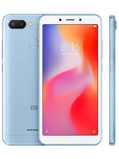 Сотовый телефон Xiaomi Redmi 6 3/32GB Blue