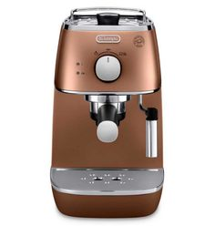 Кофемашина DeLonghi ECI 341 Copper