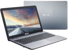 Ноутбук ASUS X541UV-DM1609 Silver Gradient 90NB0CG3-M24160 (Intel Core i3-6006U 2.0 GHz/8192Mb/1000Gb/nVidia GeForce 920MX 2048Mb/Wi-Fi/Bluetooth/Cam/15.6/1920x1080/Endless OS)
