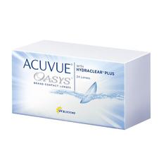 Контактные линзы Johnson & Johnson Acuvue Oasys with Hydraclear Plus (24 линзы / 8.4 / -3.75)