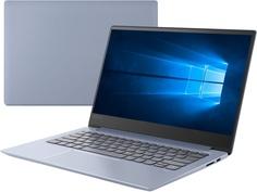 Ноутбук Lenovo IdeaPad 530S-14IKB Blue 81EU00BCRU (Intel Core i7-8550U 1.8 GHz/8192Mb/256Gb SSD/nVidia GeForce MX150 2048Mb/Wi-Fi/Bluetooth/Cam/14.0/1920x1080/Windows 10 Home 64-bit)