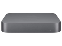Настольный компьютер APPLE Mac Mini Space Gray MRTR2RU/A (Intel Core i3 3.6 GHz/8192Mb/128Gb SSD/Intel HD Graphics/Wi-Fi/Bluetooth/macOS)