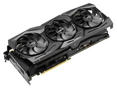 Видеокарта ASUS GeForce RTX 2080 Ti 1575Mhz PCI-E 3.0 11264Mb 14000Mhz 352 bit USB-C 2xDP 2xHDMI ROG-STRIX-RTX2080TI-A11G-GAMING