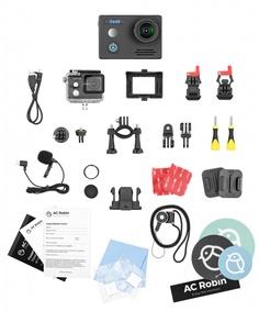 Экшн-камера AC Robin Zed 5 Black