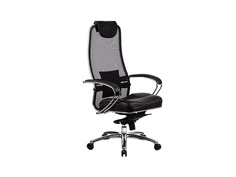Компьютерное кресло Метта Samurai SL-1.02 / SL-1.03 Black