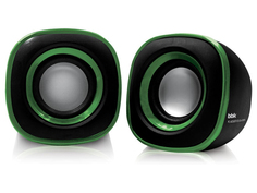 Колонка BBK CA-301S Black-Green