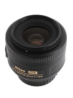 Объектив Nikon Nikkor AF-S 35 mm f/1.8 G DX