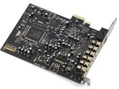 Звуковая карта Creative Sound Blaster Audigy RX WW SB1550 70SB155000001