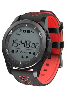 Умные часы NO.1 F3 Black-Red NO.1F3R