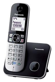 Радиотелефон Panasonic KX-TG6811 RUB Black