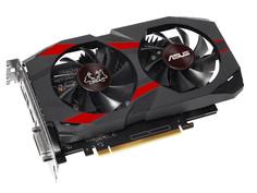 Видеокарта ASUS GeForce GTX 1050 1404Mhz PCI-E 3.0 2048Mb 7008Mhz 128 bit DVI HDMI DP HDCP CERBERUS-GTX1050-O2G