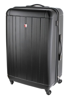 Чемодан Wenger Uster 48x30x69cm 99L Black 6297202177