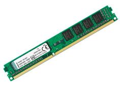 Модуль памяти Kingston VLP DDR4 DIMM 2400MHz PC4-19200 CL17 - 4Gb KVR24N17S6L/4