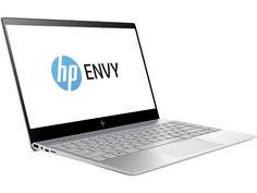 Ноутбук HP Envy 13-ad108ur 2PP97EA (Intel Core i7-8550U 1.8 GHz/8192Mb/512Gb SSD/No ODD/nVidia GeForce MX150 2048Mb/Wi-Fi/Bluetooth/Cam/13.3/3840x2160/Windows 10 64-bit)