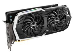 Видеокарта MSI GeForce RTX 2070 1410Mhz PCI-E 3.0 8192Mb 14 Gbps 256 bit USB-C HDMI 3xDP RTX 2070 ARMOR 8G