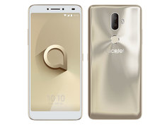 Сотовый телефон Alcatel 5099D 3V Black-Gold