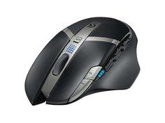 Мышь Logitech G602 Wireless Gaming Mouse Black USB 910-003821 / 910-003822