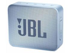 Колонка JBL Go 2 Cyan
