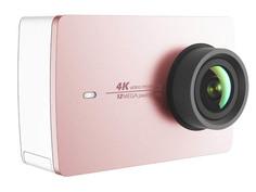 Экшн-камера Xiaomi YI 4K Pink