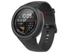 Умные часы Amazfit Verge Black Xiaomi