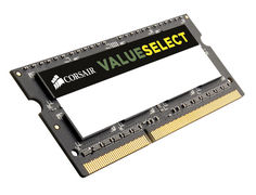 Модуль памяти Corsair DDR3 SO-DIMM 1333MHz PC3-10600 CL9 - 4Gb CMSO4GX3M1A1333C9