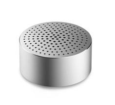 Колонка Xiaomi Mi Portable Round Box Silver