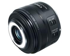 Объектив Canon EF-S 35 mm F/2.8 IS STM Macro LED