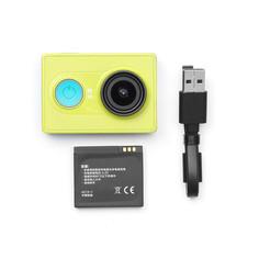 Экшн-камера Xiaomi Yi Basic Edition Green