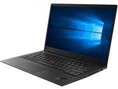 Ноутбук Lenovo ThinkPad X1 Carbon 20KH003BRT (Intel Core i7-8550U 1.8 GHz/8192Mb/256Gb SSD/No ODD/Intel HD Graphics/Wi-Fi/Bluetooth/Cam/14.0/1920x1080/Windows 10 64-bit)