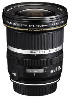 Объектив Canon EF-S 10-22 mm F/3.5-4.5 USM