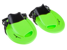 Ласты для брасса Mad Wave Positive Drive 28-32 Green-Black M0741 01 1 00W
