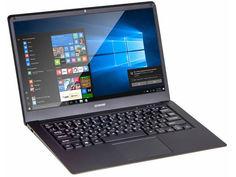 Ноутбук Digma CITI E400 Black ES4003EW (Intel Atom x5-Z8350 1.44 GHz/4096Mb/32Gb/Intel HD Graphics/Wi-Fi/Bluetooth/Cam/14.1/1920x1080/Windows 10)