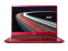 Ноутбук Acer Swift SF314-54-39Z2 NX.GZXER.005 Red (Intel Core i3-8130U 2.2 GHz/8192Mb/128Gb SSD/No ODD/Intel HD Graphics/Wi-Fi/Cam/14.0/1920x1080/Windows 10 64-bit)